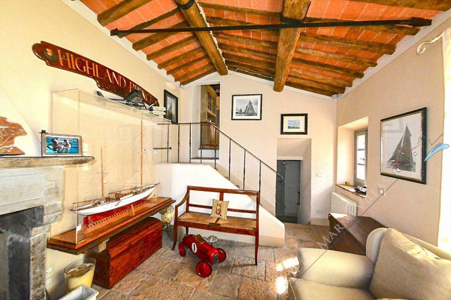 Villa Unique : Salone