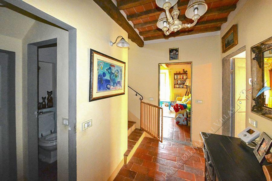 Villa Unique : Vista interna