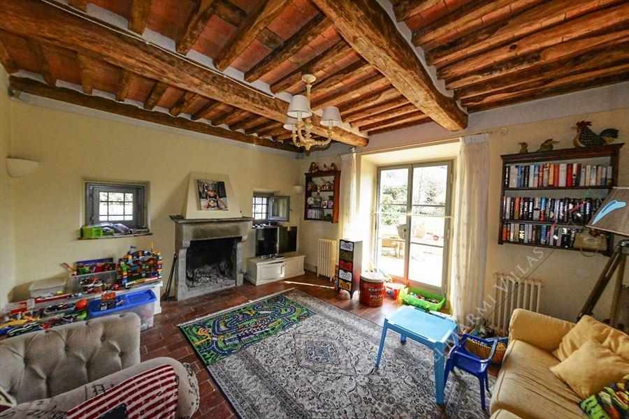 Villa Unique : Salotto