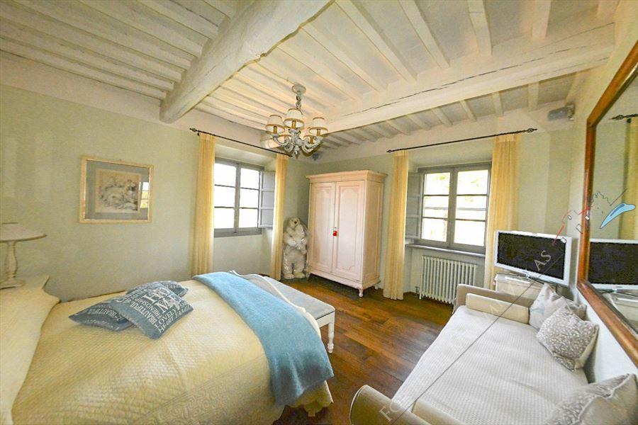 Villa Unique : Camera matrimoniale