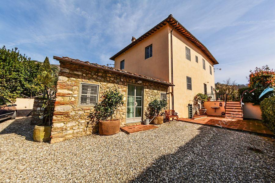 Villa Unique : Vista esterna