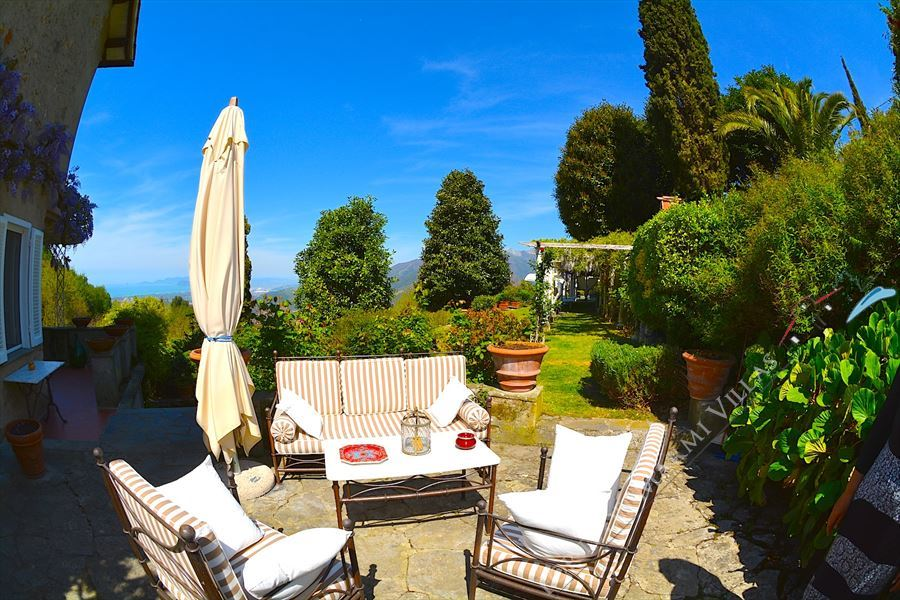 Villa Capriglia   Vista mare  : Вид снаружи