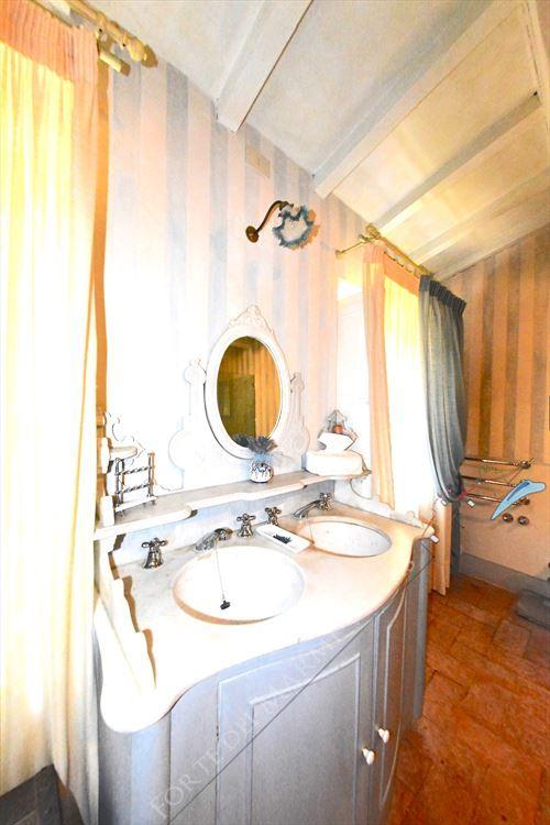 Villa Capriglia   Vista mare  : Ванная комната