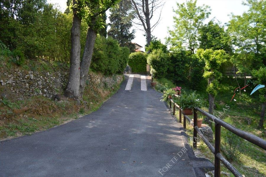 Villa Capriglia detached villa for sale Pietrasanta