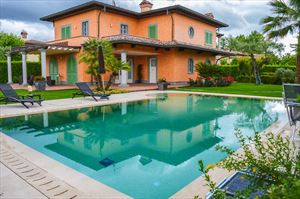 Villa delle Rose : Villa singola in affitto Forte dei Marmi