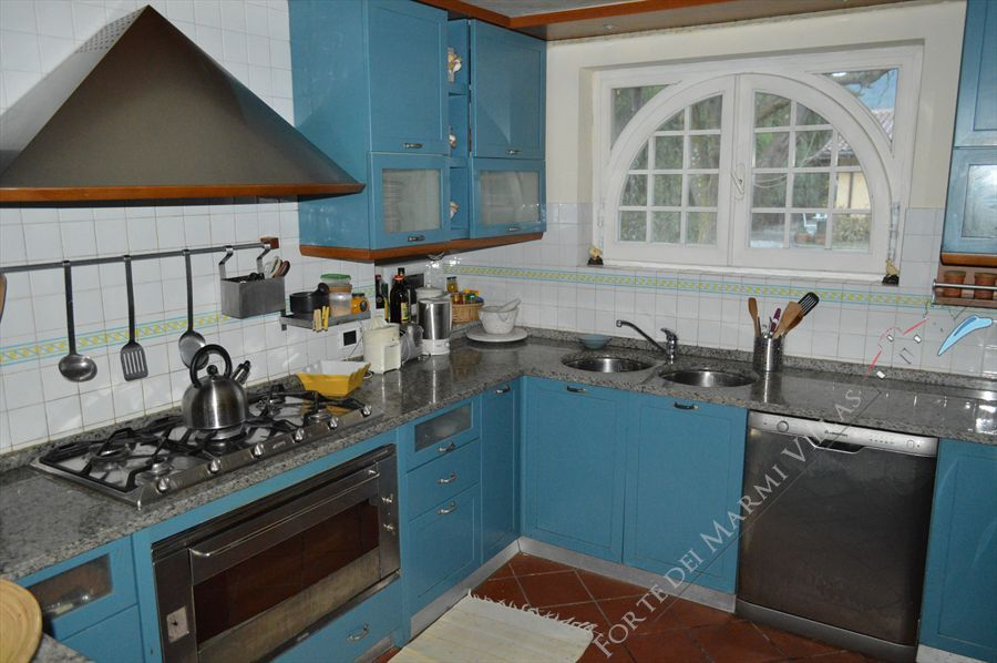 Villa   Mimosa  : Cucina
