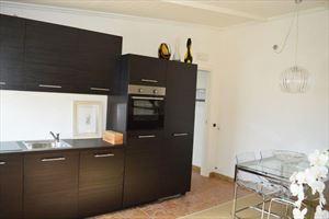 Appartamento Bianco Fiore : Kitchen