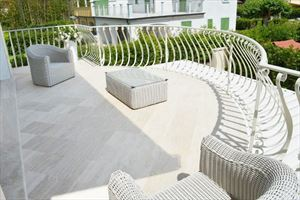 Villa Bianca : Терраса
