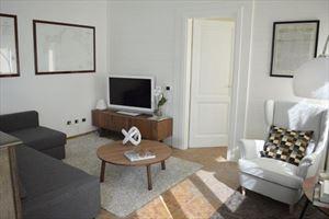 Appartamento Bianco Fiore : Lounge