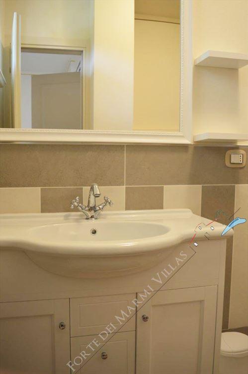 Villa Bianca : Bagno con doccia