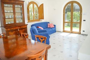 Villa Tremonti : Гостиная