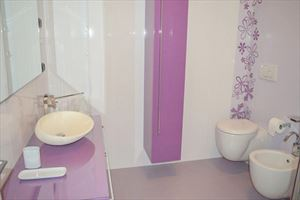 Villa Tremonti : Bathroom with shower