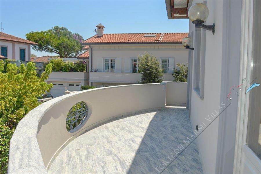 Villa Tremonti : Terrace