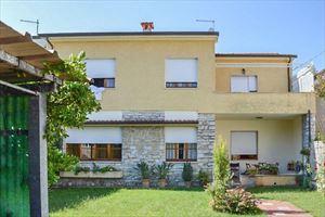 Villa Grazia villa bifamiliare in affitto e vendita Centro Forte dei Marmi