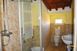 Appartamento Pietrasantese : Bathroom with shower
