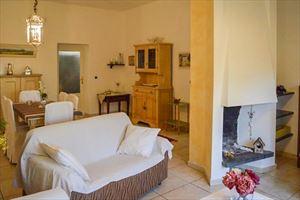 Villa Grazia : Гостиная