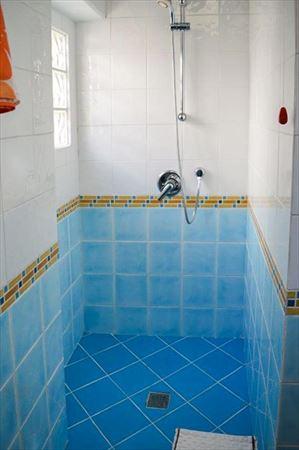 Villa Grazia : Bagno con doccia