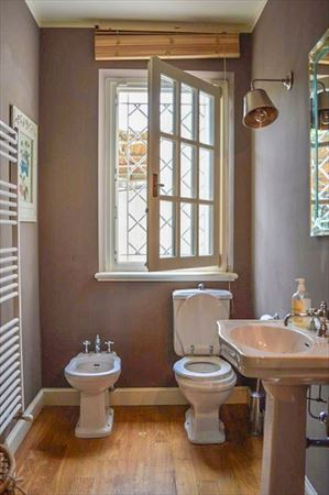 Villa Botero : Ванная комната