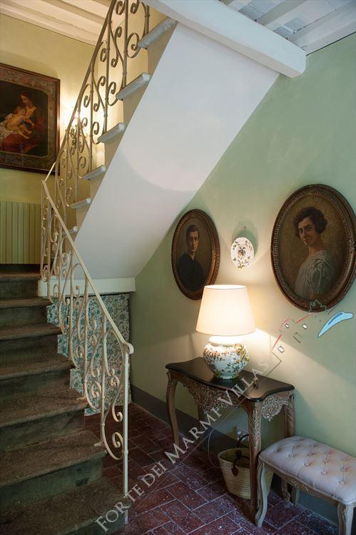 Villa La Pieve : Vista interna