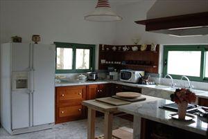 Villa Imperium  : Кухня