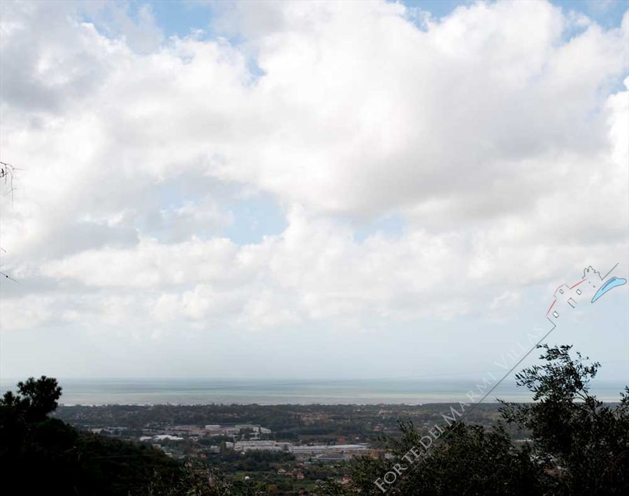 Villa Panorama : Terrazza panoramica