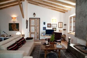 Villa Panorama : Living Room
