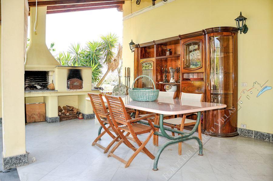 Appartamento Susina : Veranda