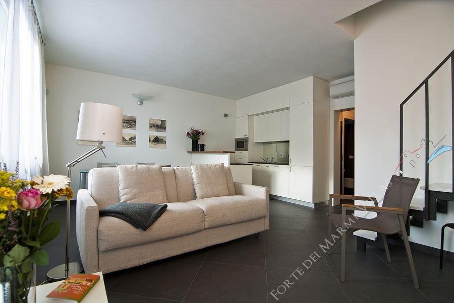 Appartamento Orlando apartment to rent Forte dei Marmi
