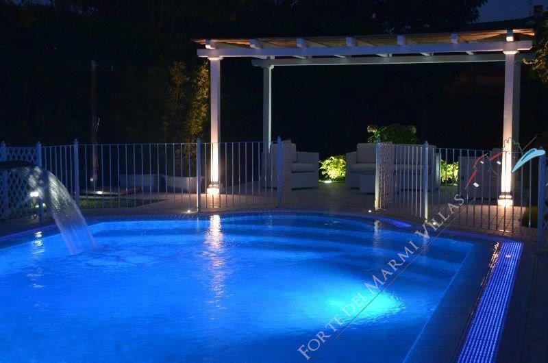Villa Aria : Piscina riscaldata