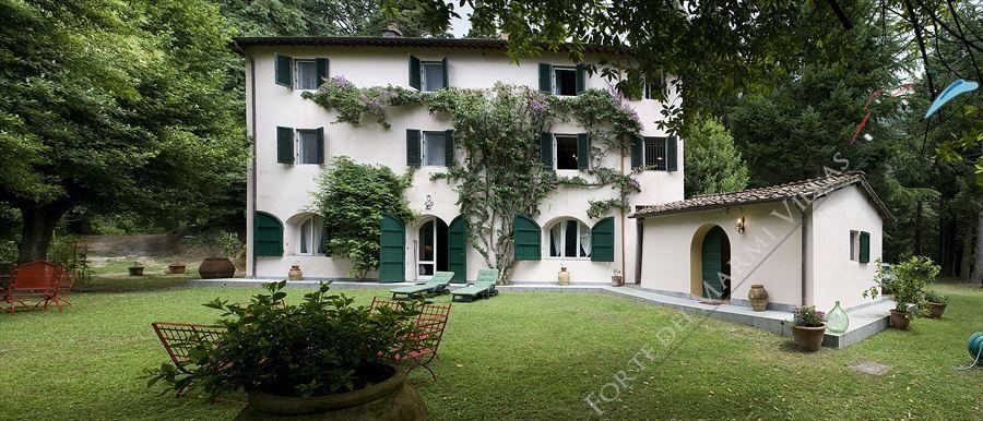 Villa La Pieve - Detached villa Camaiore