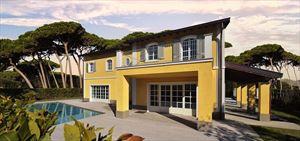 Villa Cimabue villa singola in affitto e vendita Vittoria Apuana Forte dei Marmi
