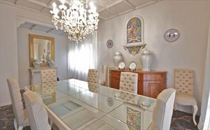 Villa Donatello : Dining room