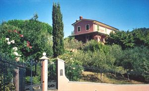 Villa Liguria  : detached villa to rent and for sale  Marina di Massa