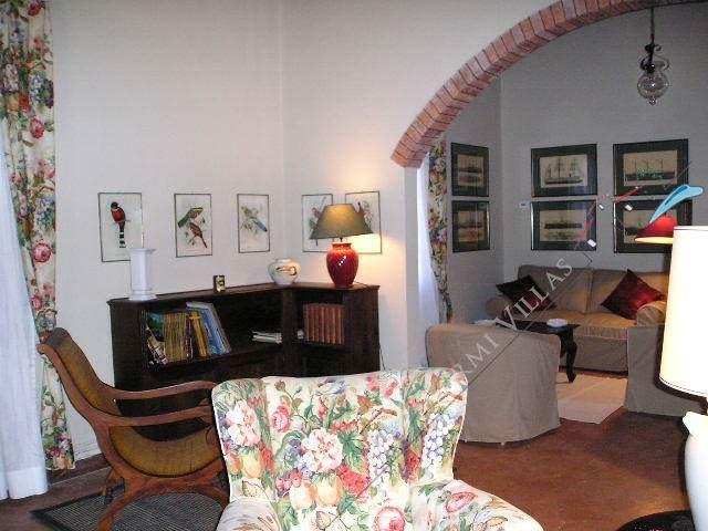 Villa del  parco  : Inside view