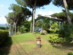 Villa residenza d epoca  : Garden
