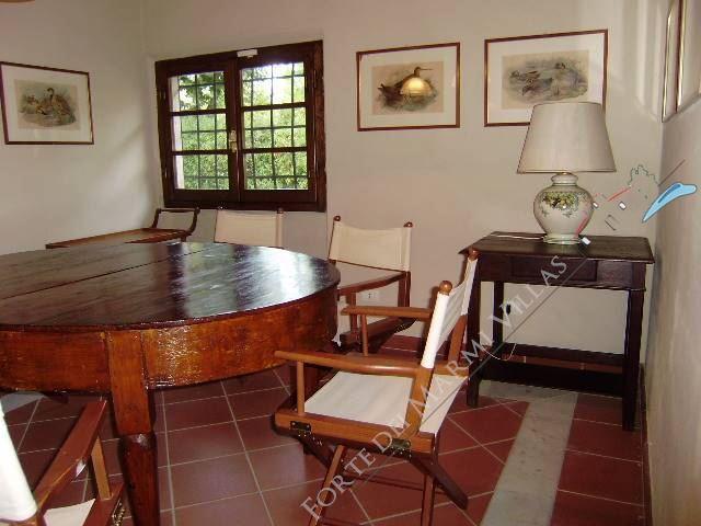 Villa del  parco  : Dining room