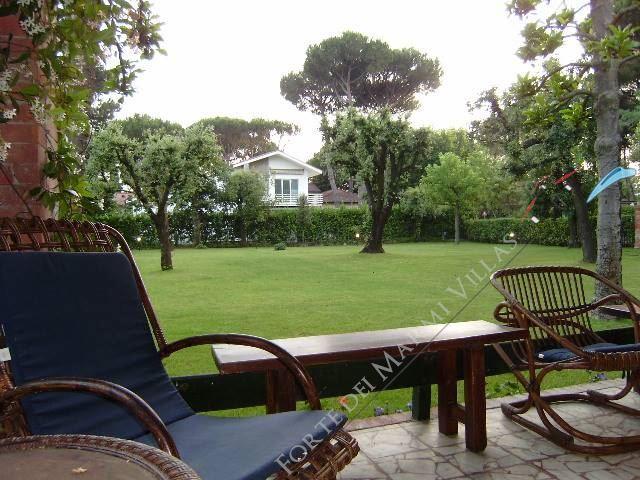 Villa del  parco  : Outside view
