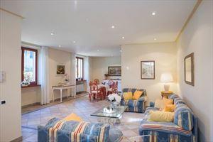 Villa Focette   : Гостиная