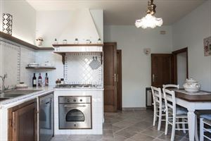Villa Focette   : Kitchen