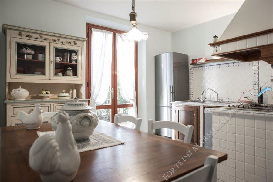 Villa Focette   : Cucina