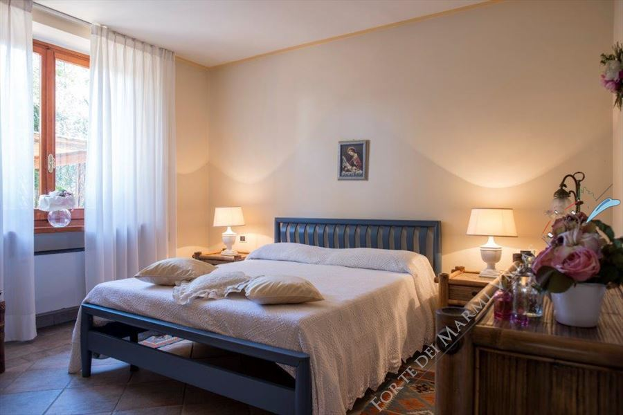 Villa Focette   : Camera matrimoniale