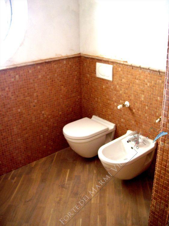 Appartamento Lusso Marina  Pietrasanta  : Bagno con doccia