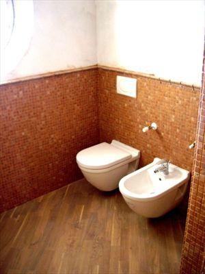 Appartamento Lusso Marina  Pietrasanta  : Ванная комната с душем