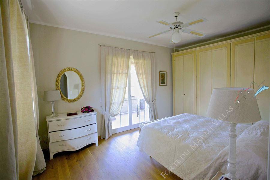 Villa Marina  : Camera matrimoniale