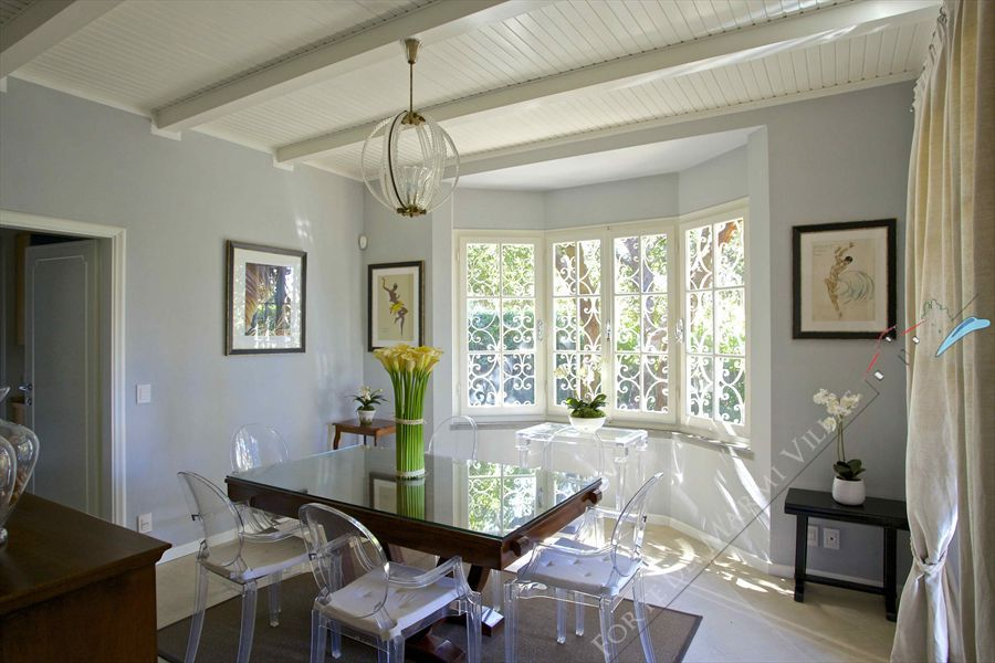 Villa Marina  : Dining room