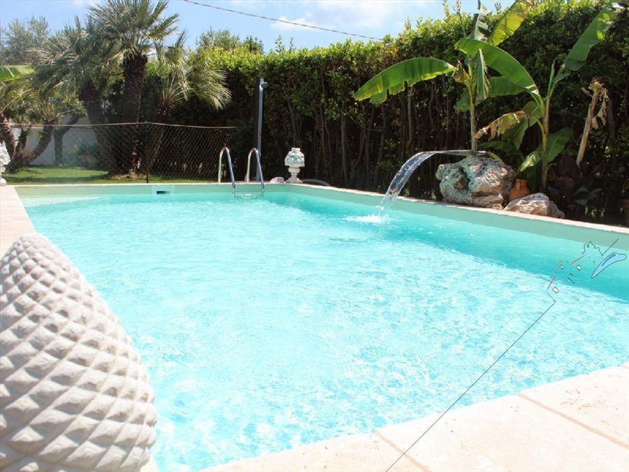 Villa dei Fiori : Swimming pool