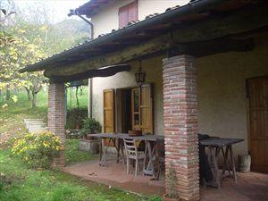 Villa Vigneto Camaiore  : Веранда