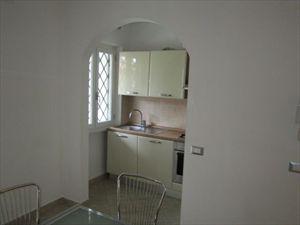 Appartamento    Forte  Sud  : Кухня