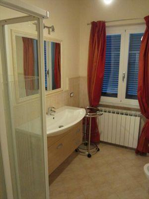 Appartamento    Forte  Sud  : Ванная комната с душем