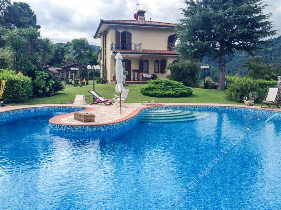 Villa Libellula : Swimming pool